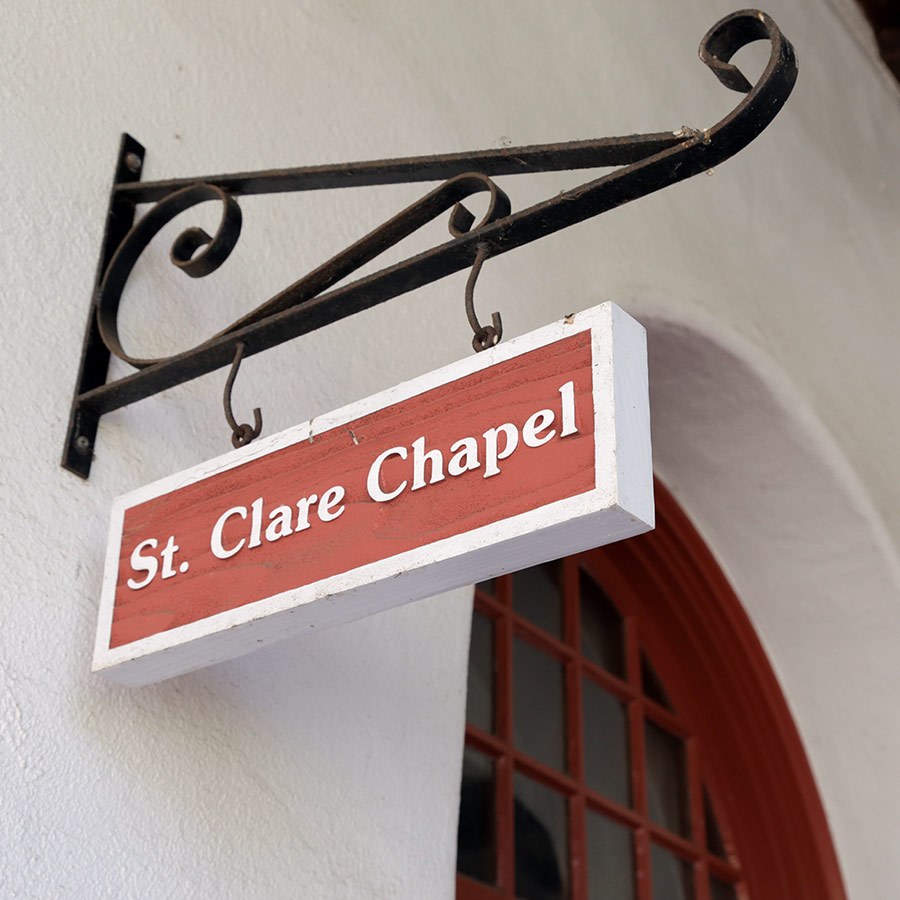 st-clare-chapel-sign-web